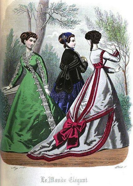 jupe 1860