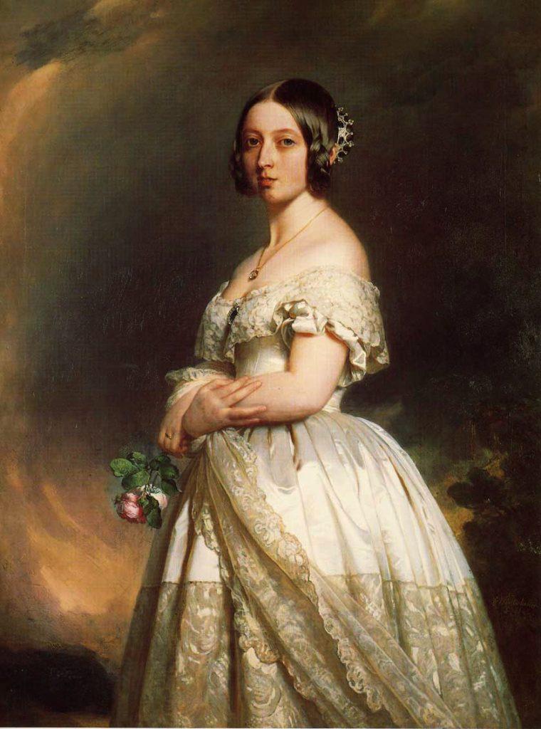 Victoria par Winterhalter