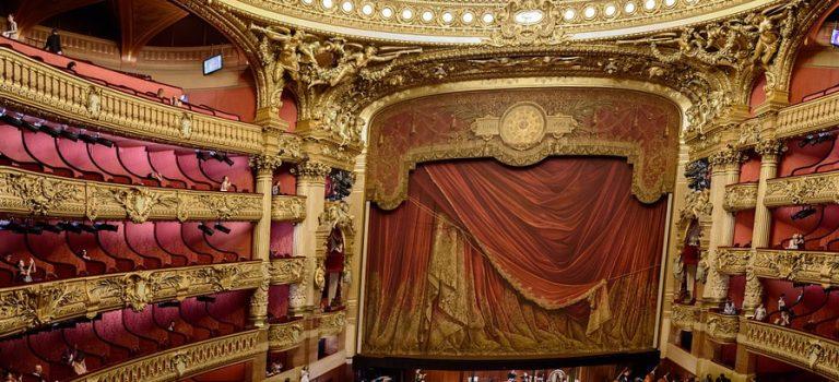 Le Théâtre Romantique : Lieux, Acteurs et Décors