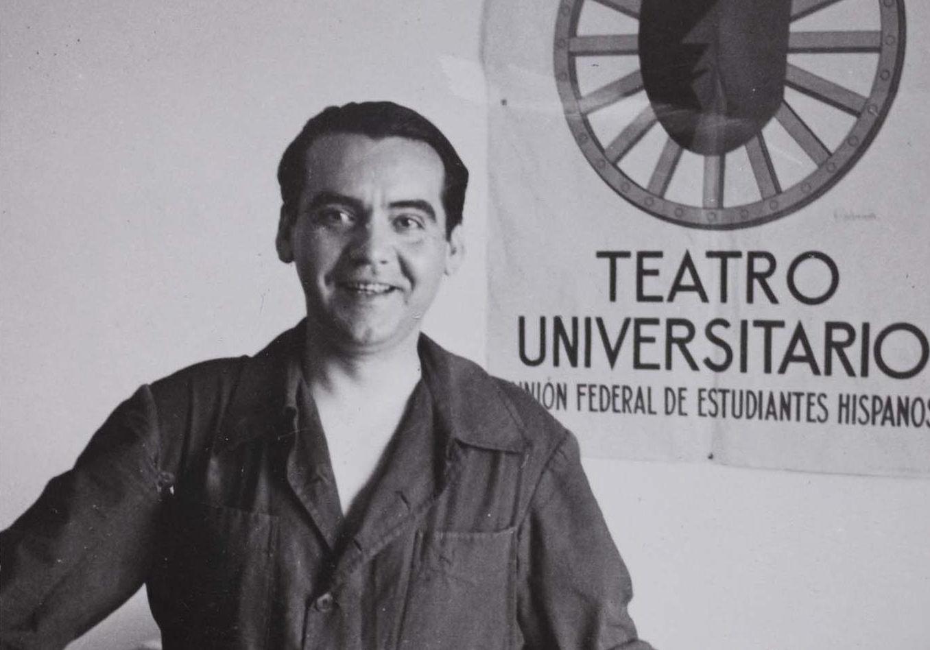 Federico Garcia Lorca (1898-1938), dramaturge espagnol