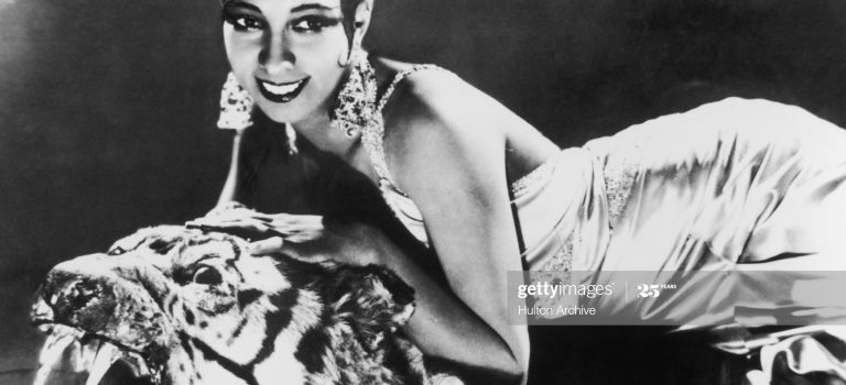 photo de joséphine baker